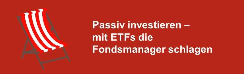 Passiv investieren