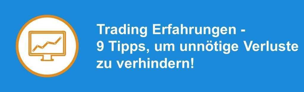Trading Erfahrungen
