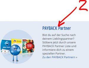 payback PARTNER